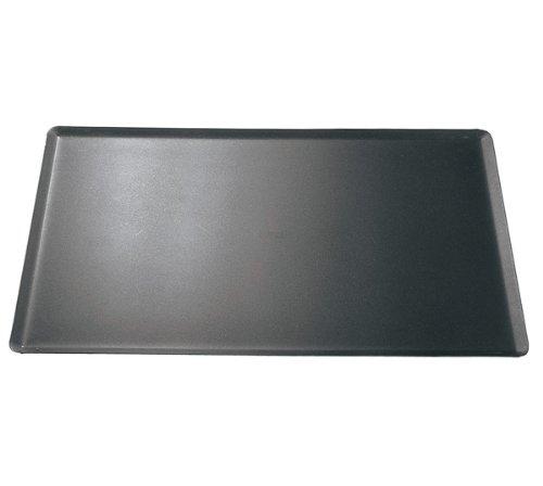 DE BUYER 8161.53 - Bandeja para Galletas y repostería, Aluminio, Color Negro