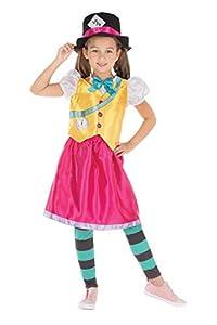 Bristol Novelty Mad Hatter Girl - Figura decorativa