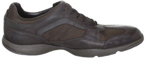 Rockport Dougland County 2 K61514, Chaussures basses homme Marron (TR-B1-Marron-204)