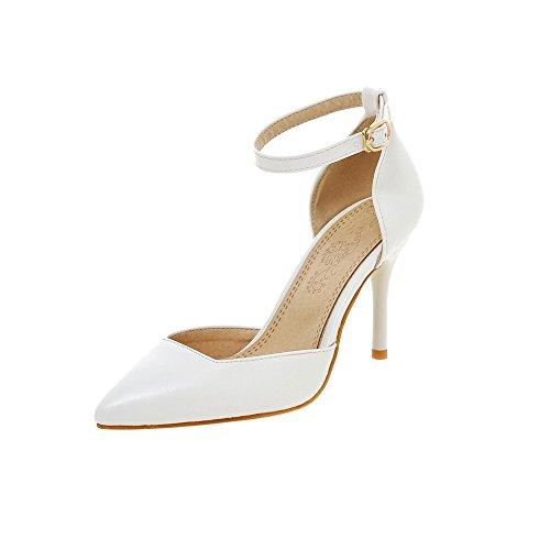 Guoar - Scarpe chiuse Donna A-bianco