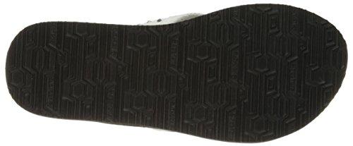 Skechers Cali Meditation-strass Flip Flop white