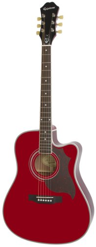epiphone-ft-350sce-guitare-lectro-acoustique-wine-red