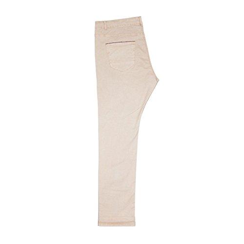Maxfort 1273 pantalone calibrato uomo taglie forti (68, beige)