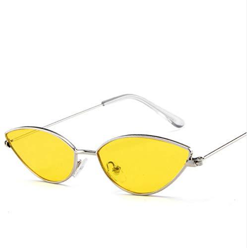 4364777ccb Ljtao Cute Sexy Cat Eye Sunglasses Mujeres Verano Retro Marco Pequeño Negro  Red Cat Eye Gafas