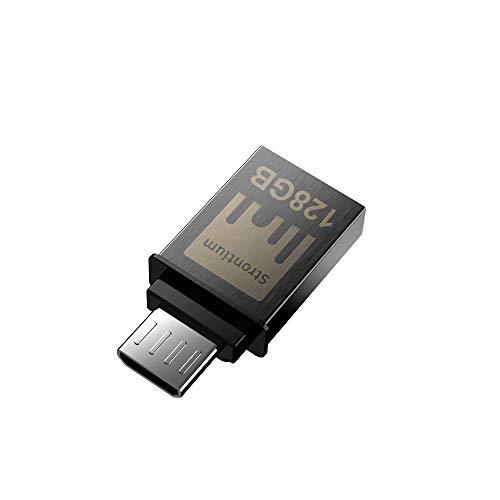 Strontium Nitro USB 3.0 128GB Pen Drive (Black)