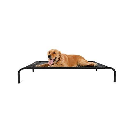 Cama mascotas enfriamiento elevado: cama elevada perros