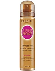 L'oréal - spray sublime bronze - Express MIST - non tinted visage 75ml