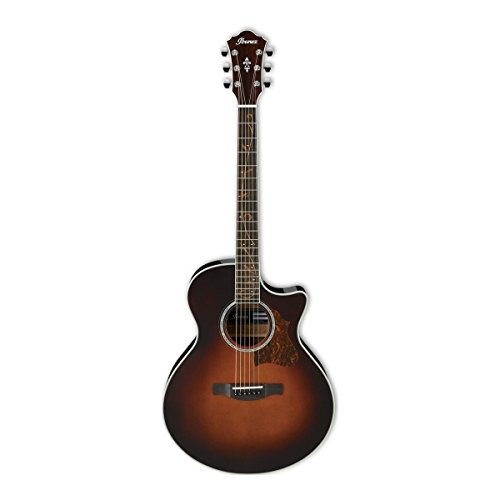 Ibanez ae205bs Brown Sunburst – Guitarra electroacústica