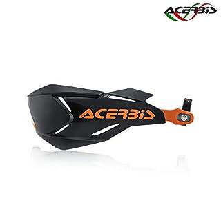 Acerbis 0022397.313 Handschutz X-Factory, schwarz/orange