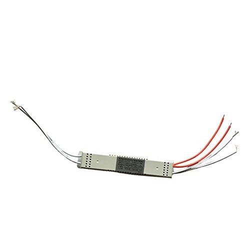 Almencla AC220V Slim T4 Leuchtstofflampenlampe Elektronische Vorschaltgeräte AYZ 01 - Weiß 8w-16w