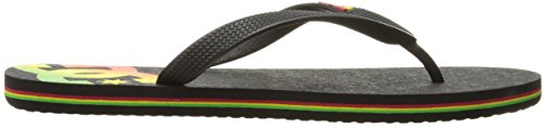 DC - - Herren-Spray Beach Sandale Rasta