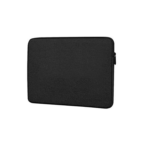 """13-13.3 Zoll Tablet Sleeve Hülle, Colorful Ultra dünn Laptoptasche Notebooktasche Laptop Schutzhülle Tasche für 13\"""" MacBook Air für 13.3\"""" Samsung Notebook 9 Pro (Schwarz)"""