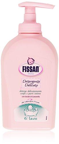 Fissan - Detergente Delicato Baby, con Estratti di Camomilla - 300 ml