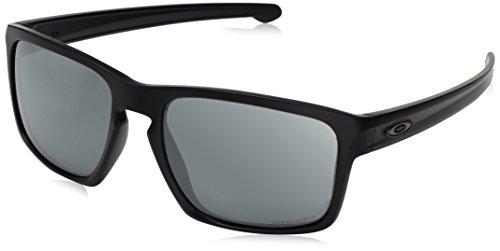 Oakley Herren Sliver Sonnenbrille Schwarz (Negro) 57 Preisvergleich