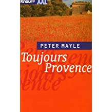 Toujours Provence, Großdruck