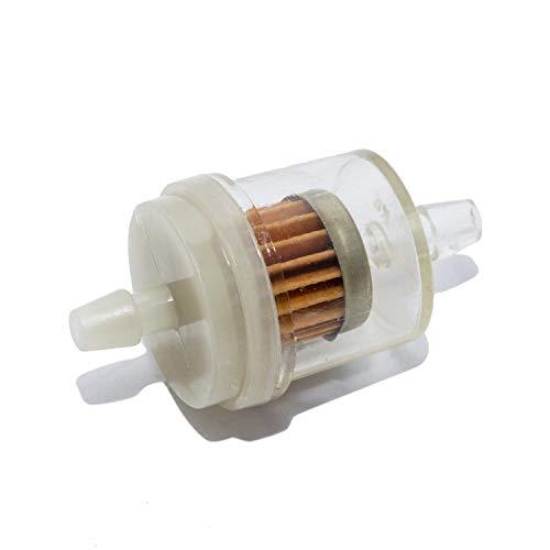 Benzinfilter / Kraftstofffilter universal 6 mm