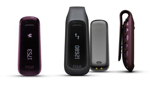Fitbit Uhren Mess One FB103BK-EU - 3