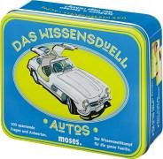 moses Verlag 3368-Saber Duelo coches
