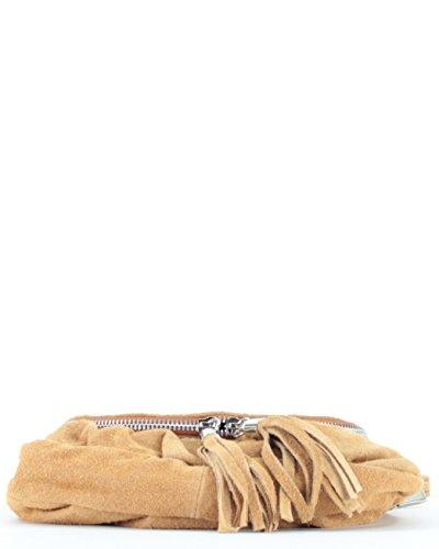 histoireDaccessoires - Borsa a tracolla Pelle Donna - SA144621GG-Edoardo Cammello
