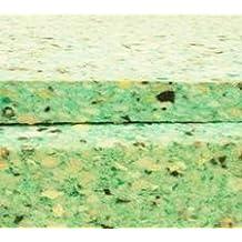 Planchas de aglomerado para insonorización y aislamiento acústico. Grosor: 5 cm: Amazon.es: Bricolaje y herramientas