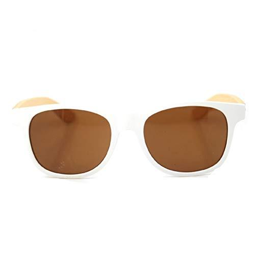 CCGSDJ BambusSonnenbrille MännerHolzSonnenbrilleFrauen Marke Original Holz Brille