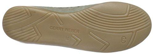 Gerry Weber Maren 11, Ballerines fermées femme Vert - Grün (sage 601)