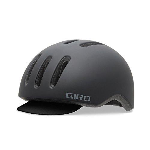 Giro Reverb City Fahrrad Helm schwarz matt 2018: Größe: L (59-63cm) (Giro Reverb Helm)