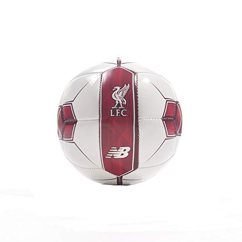 New Balance Liverpool FC Dispatch Mini Football 2018-19 - Size 1