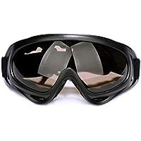 Dooret Esquí Multifuncional y montañismo a Prueba de Viento Gafas de Arena
