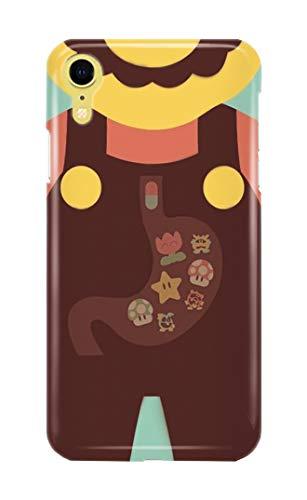 Case Me Up Handy Hülle für iPhone XR Super Mario Bros Luigi Old School Game 15 Designs