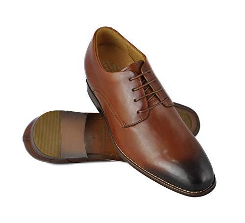 ZERIMAR Zapatos Alzas Interiores Caballeros Aumento