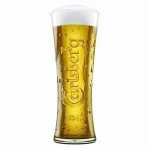 Bouteille Carlsberg 20 cl en verre trempé