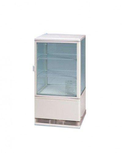 Saro SC 70 Mini-Kühlvitrine88 cm744 kWhJahr70 L Kühlteil70 L Gefrierteilweiß