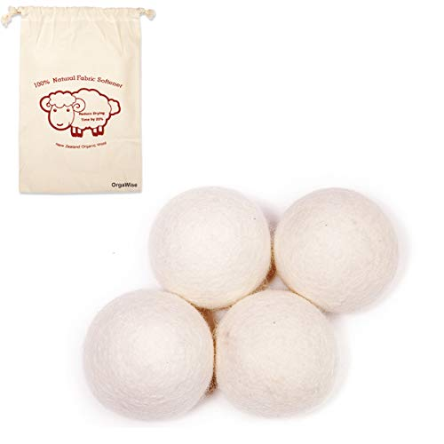 Zoom IMG-1 orgawise wool dryer balls 6