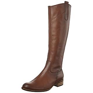 Gabor Shoes Damen Fashion Stiefel, Braun (32 Caramello (Effekt), 40 EU