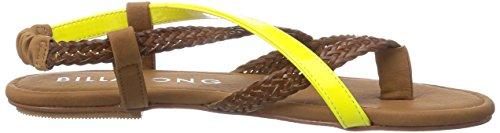 Billabong - Guapa, Sandali infradito Donna Multicolore (Mehrfarbig (SUNNY DAYZ 2844))