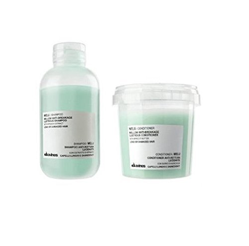 Davines Melu Shampoo and Conditioner Set 8.45 Oz Each