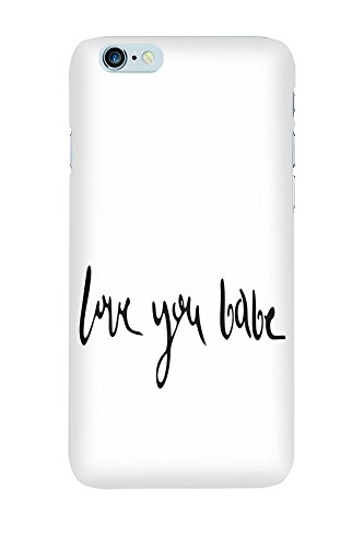 iPhone 4/4S Coque photo - Love you babe