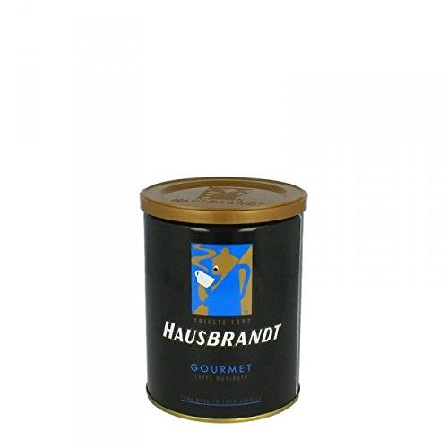 Hausbrandt Gourmet Kaffee-Espresso gemahlen, 250 g Dose