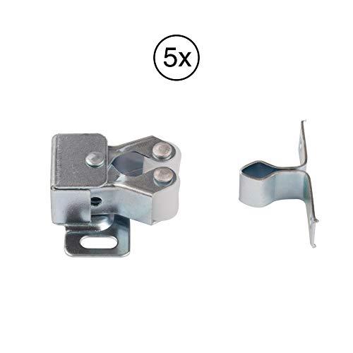 LATTCURE Tiefenanschlag Ringe 8 St/ück 3-16mm Stellungsregler Ring Positionierer HSS-Locator Tiefenbegrenzer Tiefenstop D/übeln Limit-Ring f/ür Bohrkronen gleichbleibender Bohrvorgang