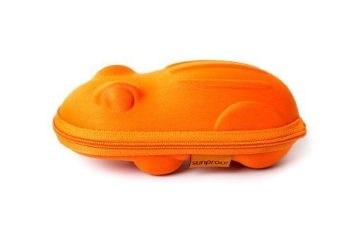 Yoccoes Accessories 202 Orange Frog Sunglasses