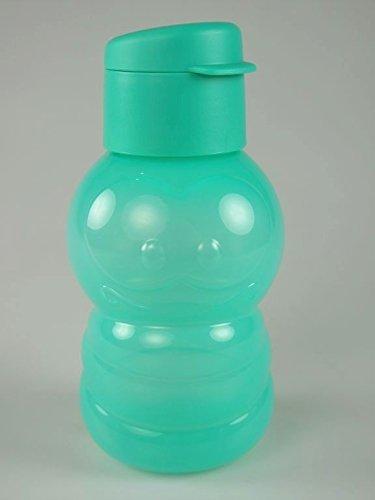 tupperware-eco-oruga-gusano-turquesa-botella-nino-escuela-kindi-350-ml