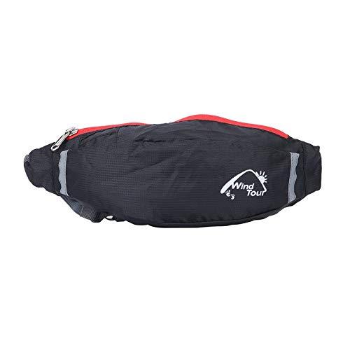 Gusaman Bauchtasche, Gürteltasche, Hüfttasche, Tasche für Wanderung, Sport und Outdoor@#46 -