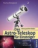 """TS-Optics Teleskop 60/900 EQ-1, mit 124 seitigem Buch """" Das Astro-Teleskop für Einsteiger"""" Komplettpaket für Einsteiger, Starscope609"""