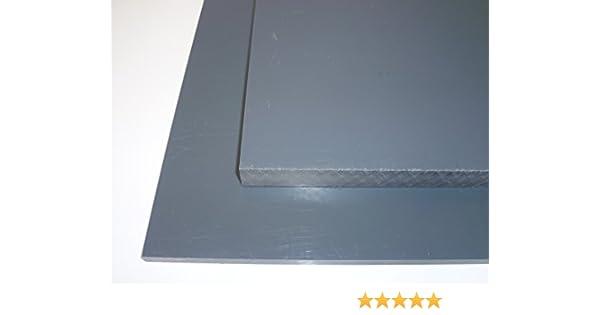 1000 x 600 x 6 mm wei/ß Zuschnitt alt-intech/® Restst/ücke//Abverkauf Platte aus PVC Hartschaum