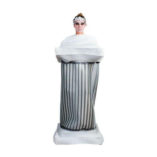 Griechische Männer Kostüme Antike (Kostüm griechische Säule Einhgr. Mottoparty Griechenland Antike Rom)