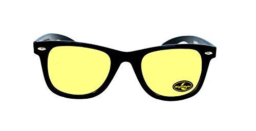 Auto Brille/Nachtsichtbrille / Nachtfahrbrille / Kontrastbrille / Polarisierte Gläser / RWN1P