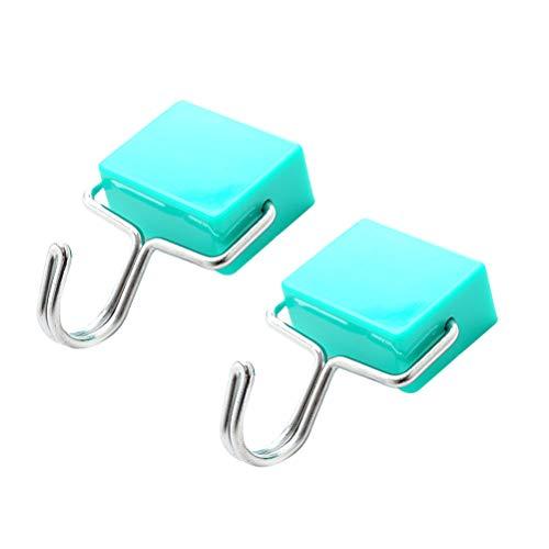 Bestonzon ganci magnetici per frigorifero della cucina di aspirazione eccellente 2pcs