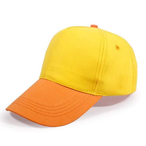Gankmachine Frauen der Männer Golf Baseballmützen justierbarer Hut Gebogene Visier Spitze Cap Jungen-Mädchen-Sport Kopfbedeckungen