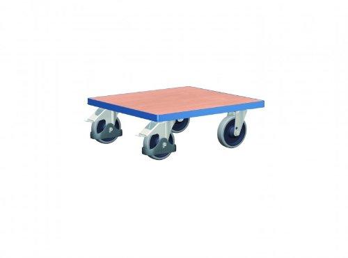 Plattformwagen Traglast (kg): 500 Ladefläche: 1060 x 600 mm RAL 5010 Enzianblau